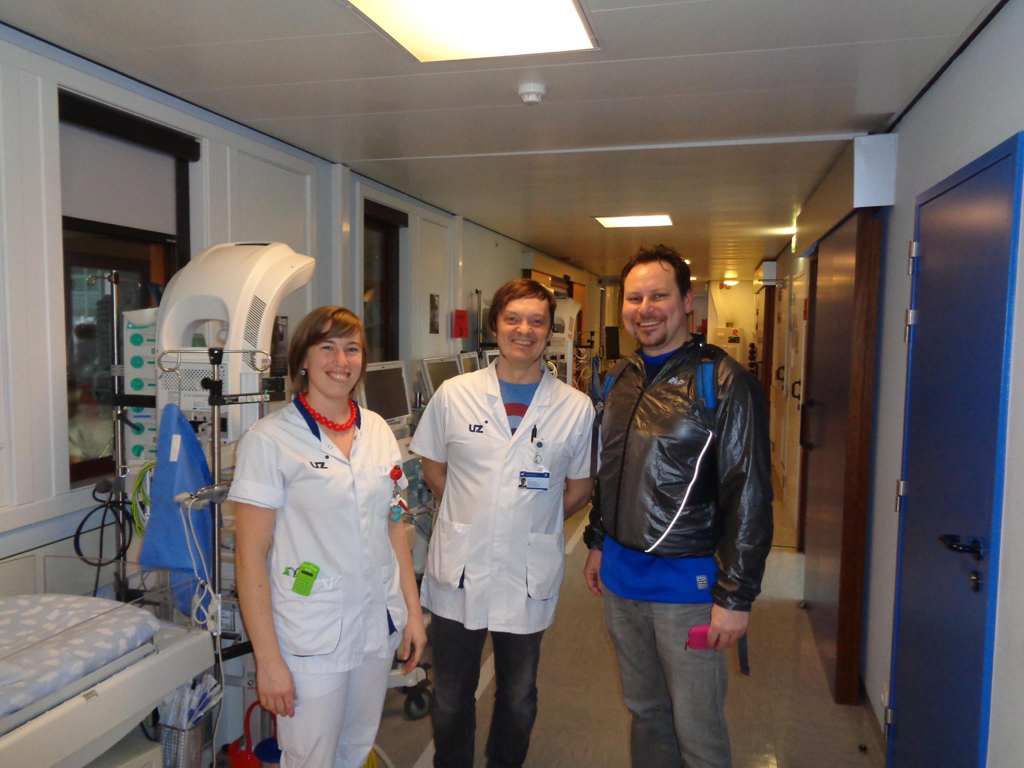 Maarten Van der Biest stapt de 100 km dodentocht ten voordele van onze VZW
