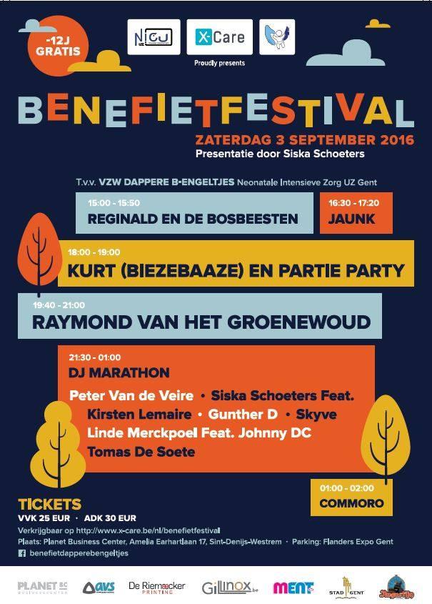 Benefiet Festival