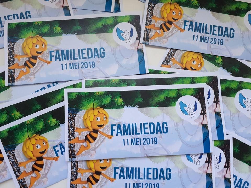 Familiedag 2019 in Plopsaland